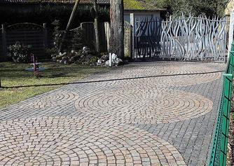Pflasterarbeiten von Berger GmbH Gartenlandschaftsbau