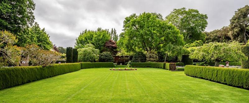 Parkanlage von Berger GmbH Gartenlandschaftsbau