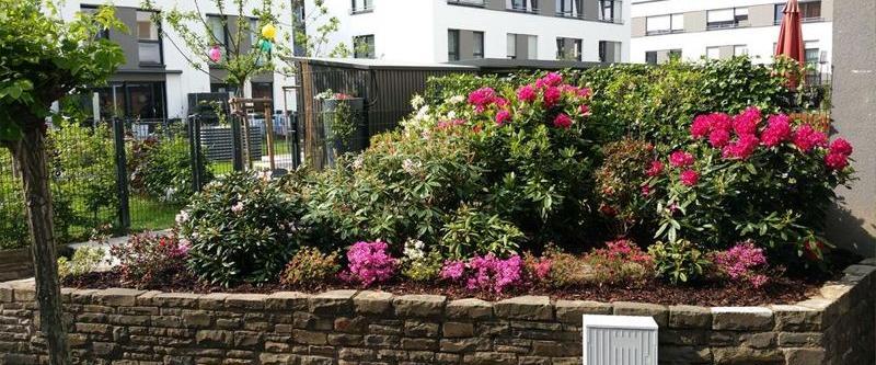 Böschungsbefestigung von Berger GmbH Gartenlandschaftsbau